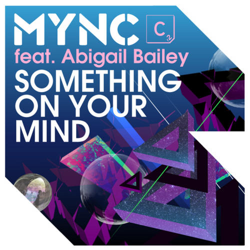 Album Art - Something On Your Mind feat. Abigail Bailey
