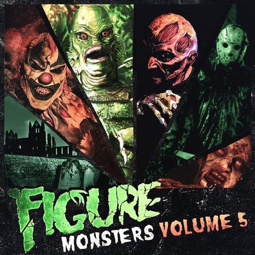 Album Art - Monsters Vol. 5