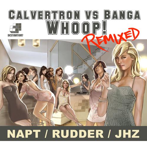 Album Art - Whoop Remixes