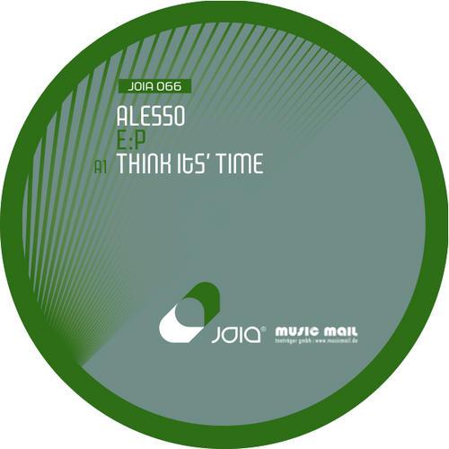 Album Art - Alesso EP
