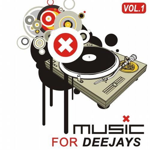 Album Art - Music for Deejays Vol. 1