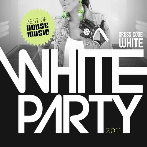 Album Art - White Party 2011