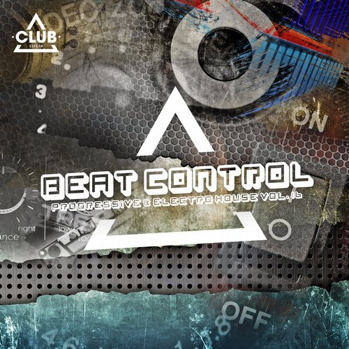Album Art - Beat Control - Progressive & Electro House Vol. 16
