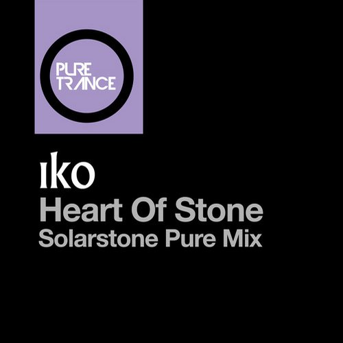Album Art - Heart Of Stone - Solarstone Pure Mix