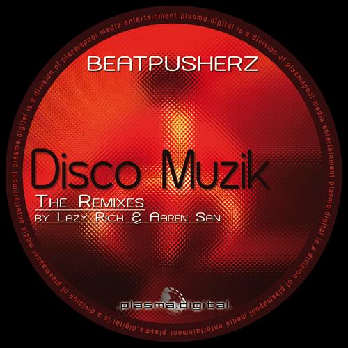 Album Art - Disco Muzik The RMXS