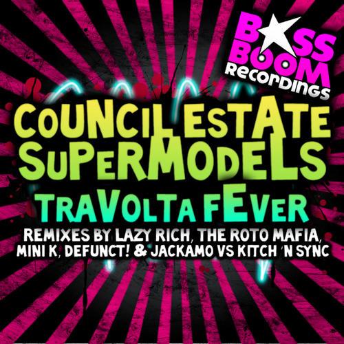 Album Art - Travolta Fever
