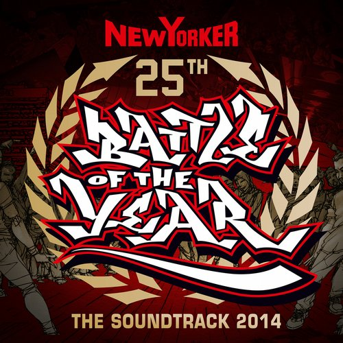 Album Art - Battle Of The Year 2014 - The Soundtrack