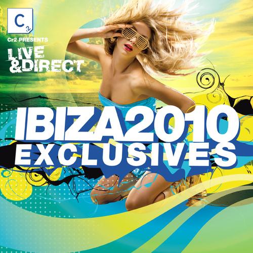 Album Art - Ibiza 2010 Exclusives - Bonus Edition