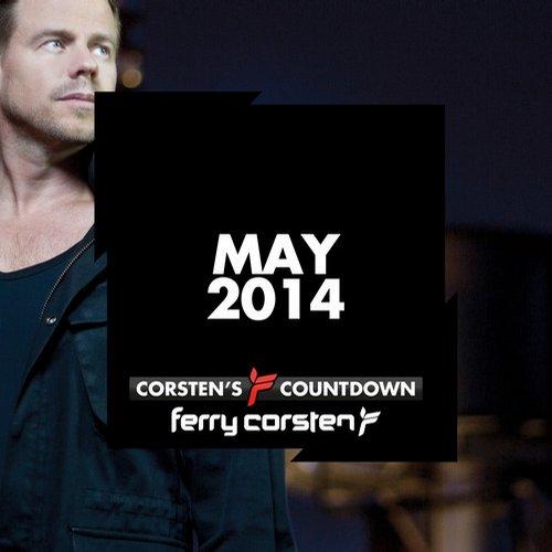 Album Art - Ferry Corsten presents Corstens Countdown May 2014