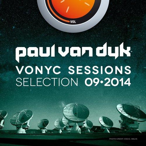 Album Art - VONYC Sessions Selection 09-2014 (Presented by Paul van Dyk)