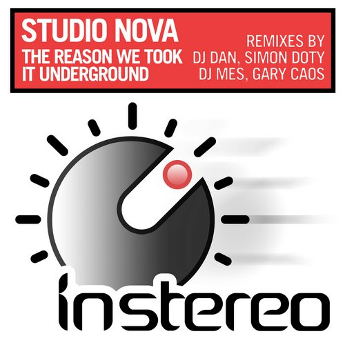 The Reason We Took It Underground 2014 Remixes Album Art