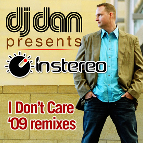 Album Art - I Don't Care 2009 Remixes