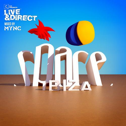 Album Art - Space Ibiza - Compiled by MYNC