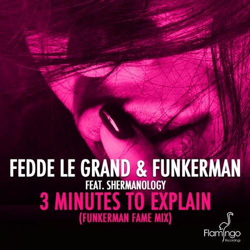 Album Art - 3 Minutes To Explain (Funkerman Fame Mix)