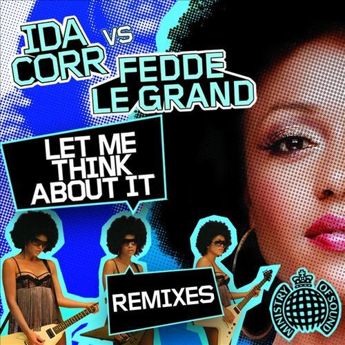 Album Art - Let Me Think About It (Remixes)