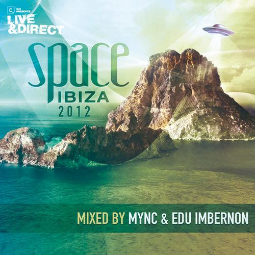 Album Art - Space Ibiza - Official 2012 Edition