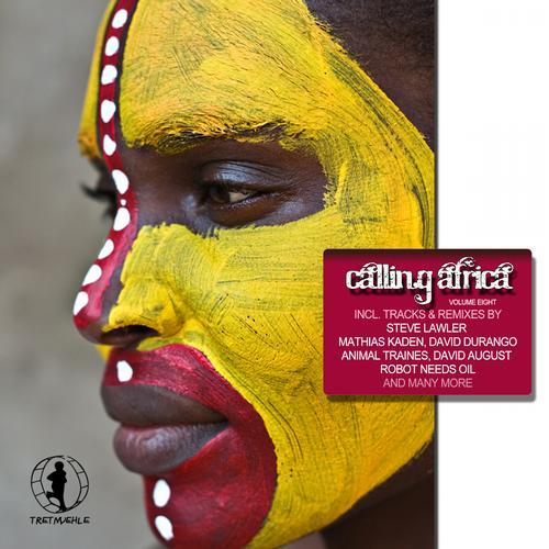 Album Art - Calling Africa 8