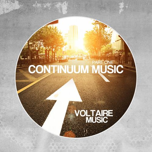 Album Art - Continuum Music