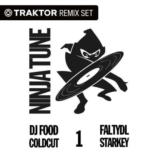 Album Art - Ninja Tune Traktion EP1 (Traktor Remix Sets)