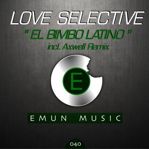 El Bimbo Latino Album Art