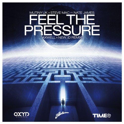 Feel The Pressure Album Art