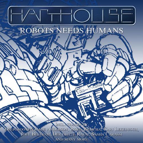 Album Art - Robots Needs Humans