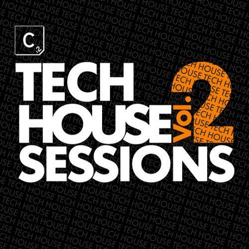 Album Art - Tech House Sessions - Volume 02