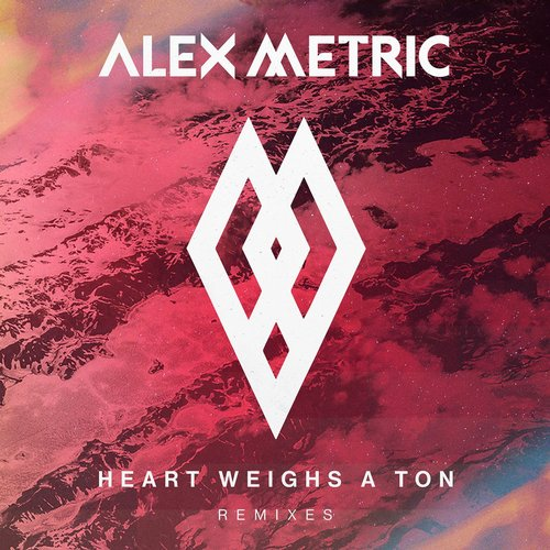 Album Art - Heart Weighs A Ton Remixes