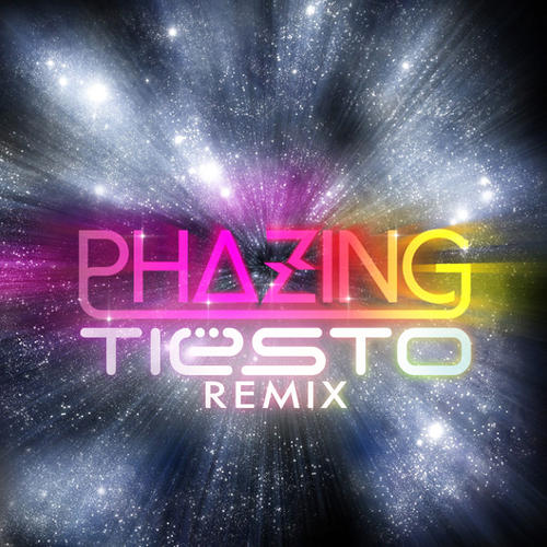 Album Art - Phazing (Tiesto Remix)