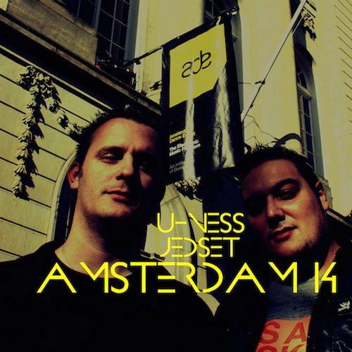 Album Art - U-Ness & JedSet Presents Amsterdam 14