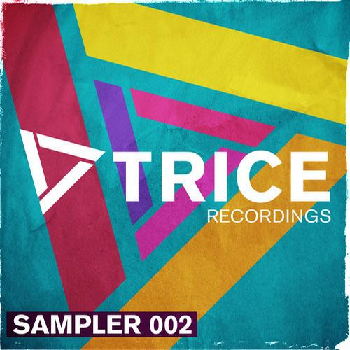 Album Art - Trice Recordings Sampler, Vol. 2