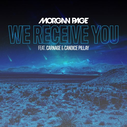 Album Art - We Receive You (feat. Carnage and Candice Pillay)