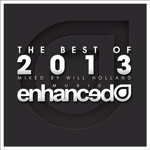 Album Art - Enhanced Best Of 2013, Mixed by Will Holland