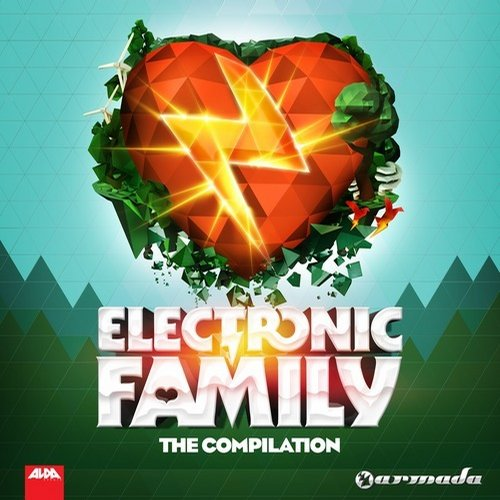 Album Art - Electronic Family 2014 - The Compilation