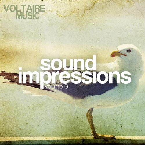 Sound Impressions Volume 6 Album Art