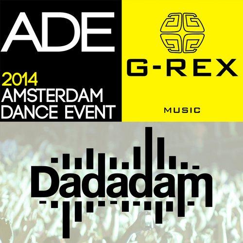 Album Art - G-Rex Presents Dadadam Label Friends ADE 2014
