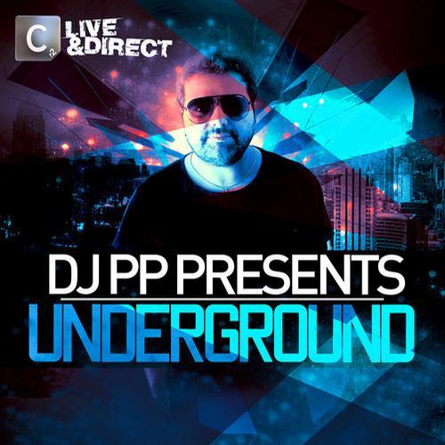 Album Art - Live & Direct presents DJ PP Underground