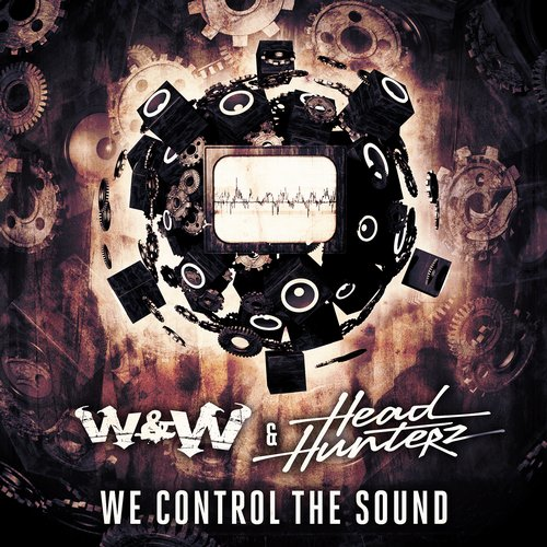 Album Art - We Control The Sound