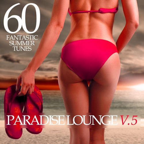 Album Art - PARADISE LOUNGE V.5 - 60 FANTASTIC SUMMER TUNES