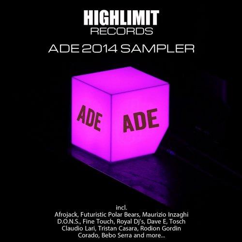 Album Art - Highlimit Records - ADE 2014 Sampler 3