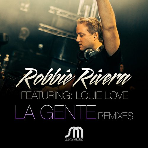 Album Art - La Gente-Remixes