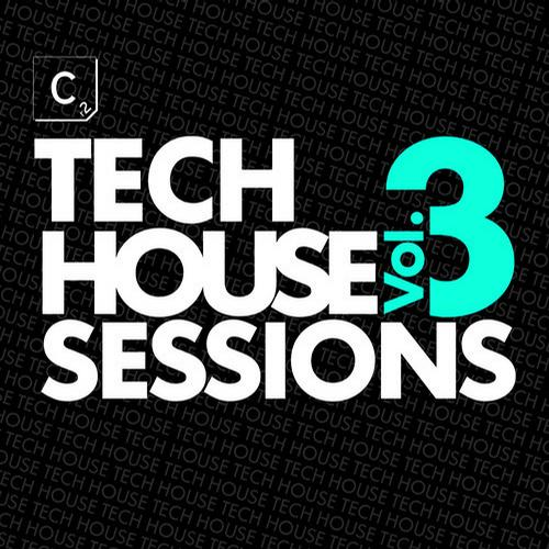 Album Art - Tech House Sessions - Volume 03