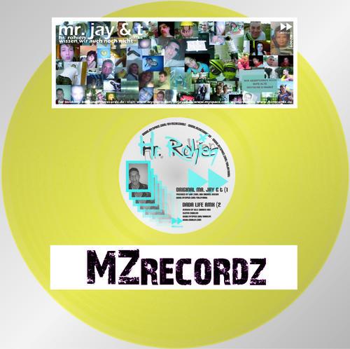 Album Art - Hr. Rohien Re-release 09