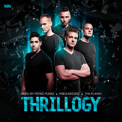 Album Art - Thrillogy 2014