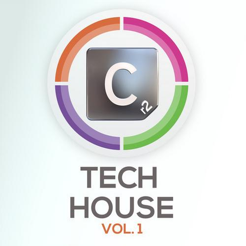 Album Art - Tech House - Volume 01
