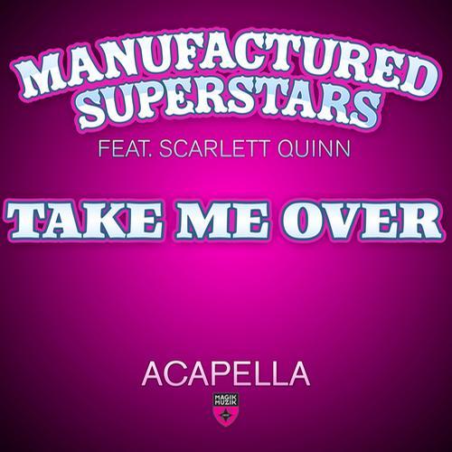 Album Art - Take Me Over
