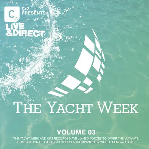 Album Art - The Yacht Week Volume 3