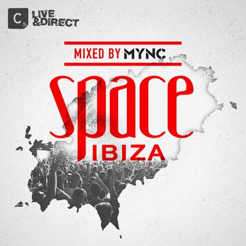 Album Art - Space Ibiza 2013 - Mixed by MYNC
