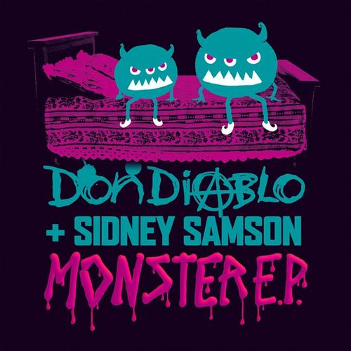 Album Art - Monster EP