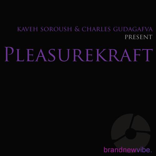Album Art - Kaveh Soroush & Charles Gudagafva Present: Pleasurekraft